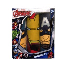 Marvel Avengers Handkerchief Set  image here