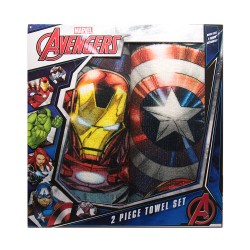 Avengers 2 pc. Towel Set,AVTS0002 image here