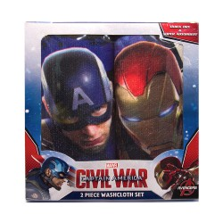 Avengers 2 pc. Towel Set,AVTS0003 image here