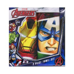 Avengers 2 pc. Towel Set,AVTS0004 image here