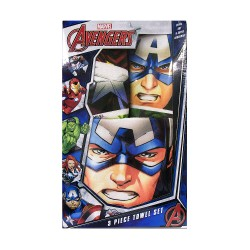 Avengers 3 pc. Towel Set,AVTS0005 image here