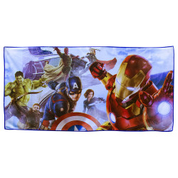 Marvel Avengers Bath Towel image here