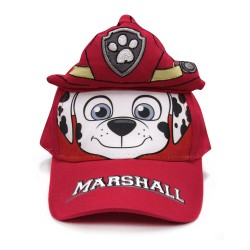 Marshall 3D Cap,Red,MSDC001 image here