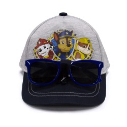 Paw Patrol Baseball Cap with Sunglasses,PPBCS001 image here