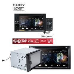 SONY XAV-W601 LCD DVD RECEIVER   image here