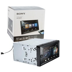 SONY XAV-V631BT TOUCH SCREEN MEDIA RECEIVER WITH BLUETOOTH  image here