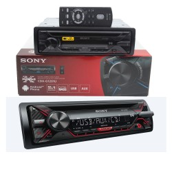 Sony CDX-G1201U  CD/ MP3/ STEREO TUNER  image here