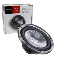 SONY - XS-GTR121L SUBWOOFER image here