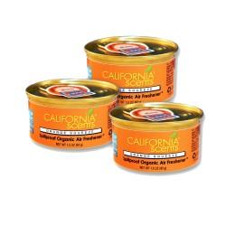 CALIFORNIA SCENTS FRESHENER ORGANIC SCENTSATION ORANGE BLOSSOM  image here
