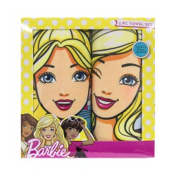 Barbie 2 pc. Towel Set image here