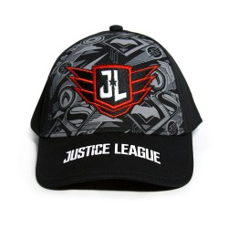 Justice League| Logo  Cap image here
