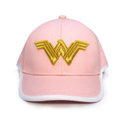 Justice League | Wonder Woman Embroidered Cap image here