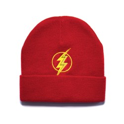 Justice League,The Flash Beanie,Red,JLBEA0002 image here