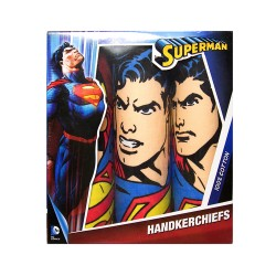 Superman Printed Handkerchief Set  image here