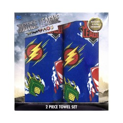 Justice League 2 pc. Towel Set A image here