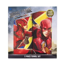Justice League 2 pc. Towel Set B image here