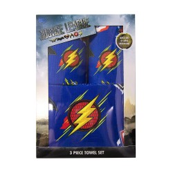 Justice League 3 pc. Towel Set A image here