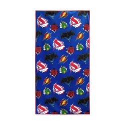 Justice League Bath Towel A image here