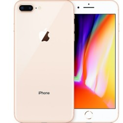 iPhone 8 Plus 256 GB Gold image here