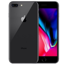 iPhone 8 Plus 256 GB Space Grey image here