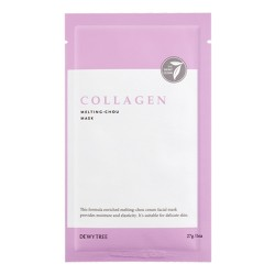 COLLAGEN MELTING CHOU MASK image here