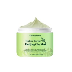 TEATREE POREST PURIFYING CLAY MASK image here