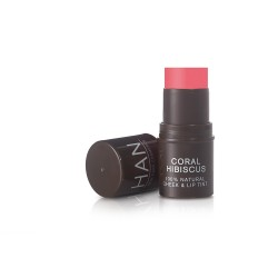 Han Skin Cosmetic, CHEEK AND LIP TINT CORAL HIBISCUS, HN015 image here