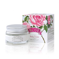 Bulgarian Rose Series | Rose Moisturizing Day Cream image here