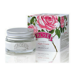 Bulgarian Rose Series | Rose Moisturizing  Night Cream image here