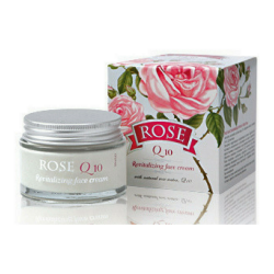 Bulgarian Rose Series | Revitalizaing Face Cream with Q10 image here