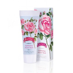 Bulgarian Rose Series | Exfoliating Facial Mask image here