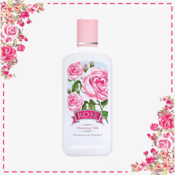 Bulgarian Rose Series | Cleansing Milk  image here