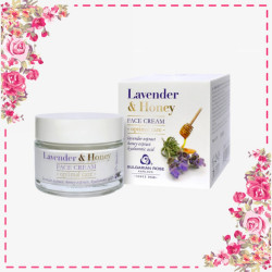 Bulgarian Rose | Lavender & Honey Series Face Cream  image here