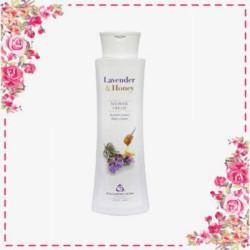 Bulgarian Rose | Lavender & Honey Series Shower Cream image here