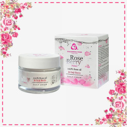 Bulgarian Rose | Rose Berry Nature Series Moisturizing Day Cream image here