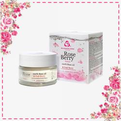Bulgarian Rose | Rose Berry Nature Series Eye Cream image here