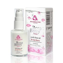 Bulgarian Rose | Rose Berry Nature Series Eye Serum image here
