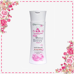 Bulgarian Rose | Rose Berry Nature Series Cleansing Milk image here