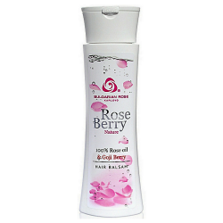 Bulgarian Rose | Rose Berry Nature Series Hair Balsam image here