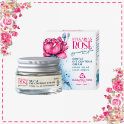 Bulgarian Rose | Signature Spa Series Gentle Eye Contour Cream image here