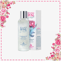 Bulgarian Rose | Signature Spa Series Cleansing Gel for Face image here