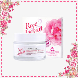 Bulgarian Rose | Rose Joghurt Series Rejuvinating Face Cream image here