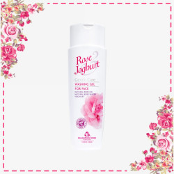 Bulgarian Rose | Rose Joghurt Series Washing Gel for Face image here
