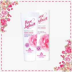 Bulgarian Rose | Rose Joghurt Series Hand Cream image here