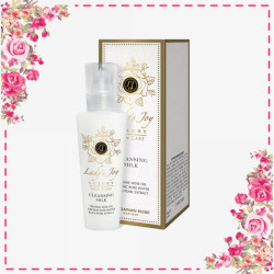 Bulgarian Rose | Lady's Joy Luxury Series Cleansing Milk image here