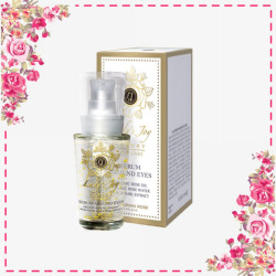Bulgarian Rose | Lady's Joy Luxury Series Eye Serum image here