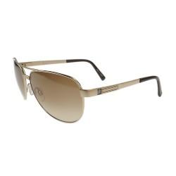 Dunhill Metal Sunglass Titanium Sunglasses  1016 B 61 G image here