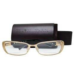 Trussardi Metal Titanium Sunglasses 12507 GD 53 B image here