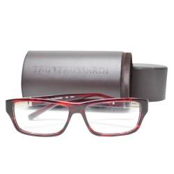 Trussardi Plastic Frame Sunglasses 12508 RE 54 B image here
