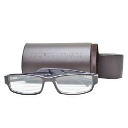 Trussardi Plastic Frame Sunglasses 12733 BR 54 B image here